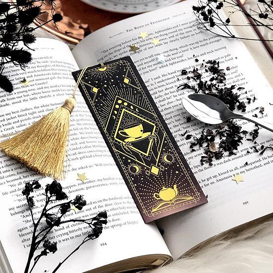 Tea Lover Bookmark 書籤