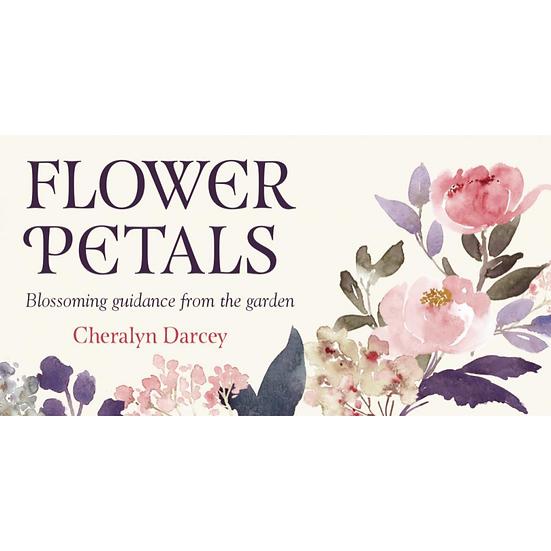 Flower Petals Mini Deck 迷你神諭牌
