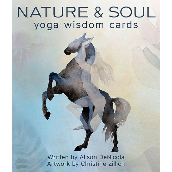 Nature & Soul Yoga Wisdom Cards 神諭牌
