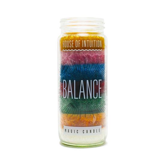 Balance Intention Candle 平衡過新平衡