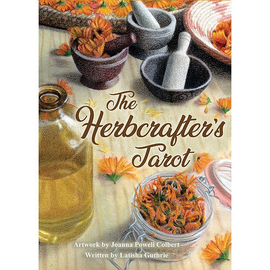 The Herbcrafter's Tarot 塔羅牌