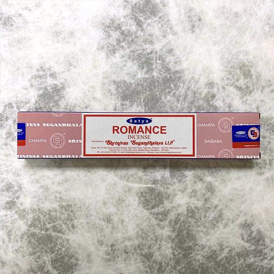 Romance Incense 浪漫線香