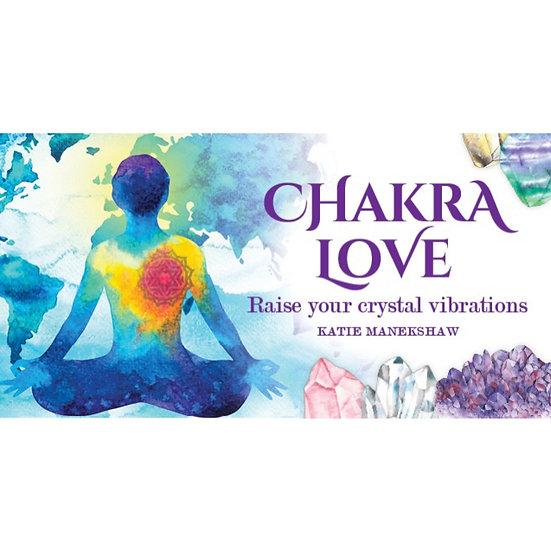 Chakra Love Mini Deck 迷你神諭牌