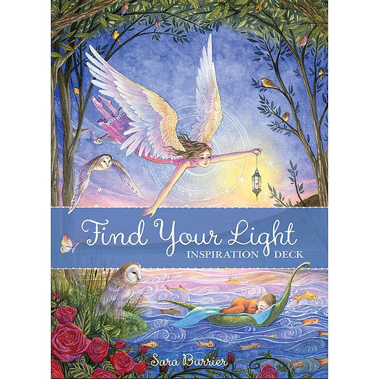 Find Your Light Inspiration Deck 神諭牌