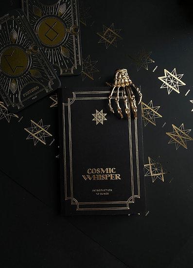 Cosmic Whisper Rune Deck 北歐符文神諭牌 (2nd Edition)