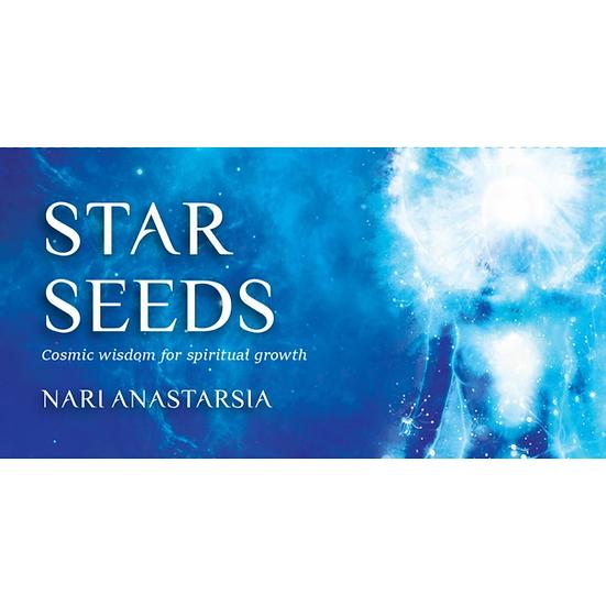 Star Seeds Mini Deck 迷你神諭牌