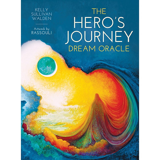 The Hero's Journey Dream Oracle 神諭牌