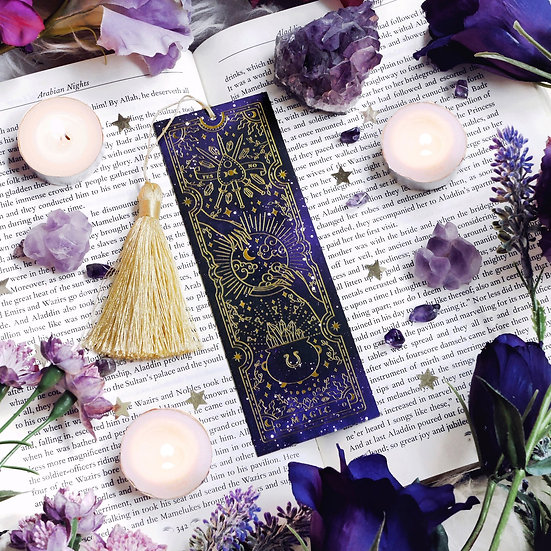 Magic Tarot Bookmark 書籤