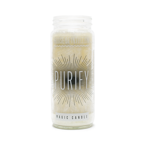 Purify Intention Candle 太太靜心口服液