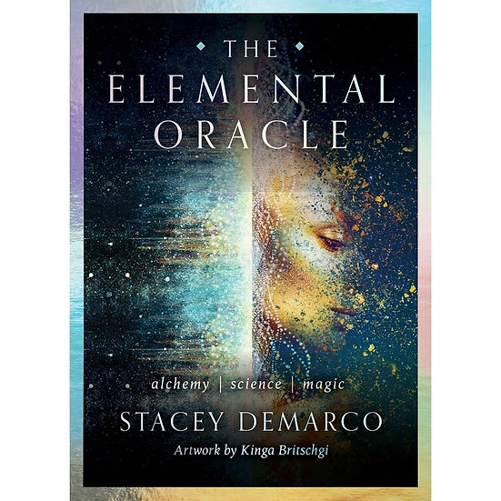 The Elemental Oracle 神諭牌