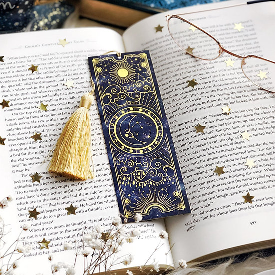La Lune Bookmark 書籤