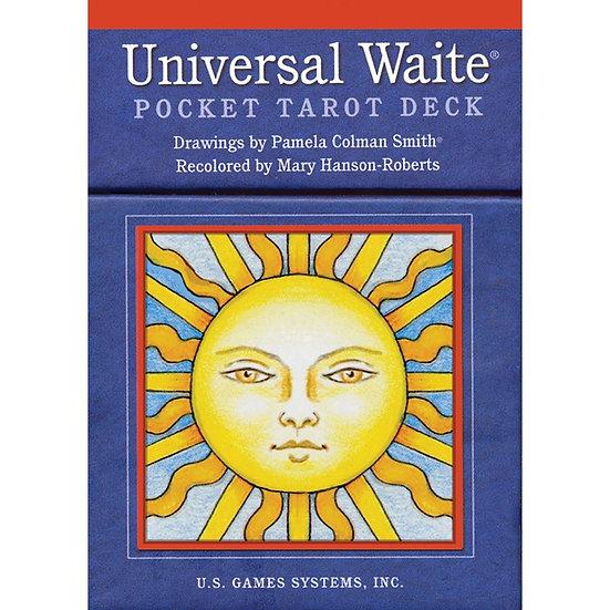 Universal Waite Pocket Tarot 塔羅牌
