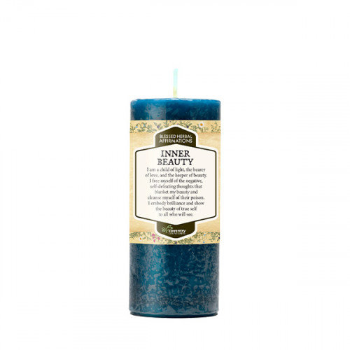 Inner Beauty Affirmation Candle 意念蠟燭