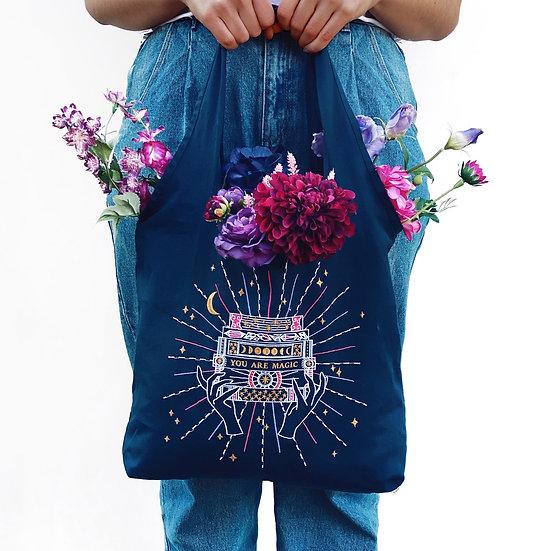 You are Magic Tote Bag 環保袋