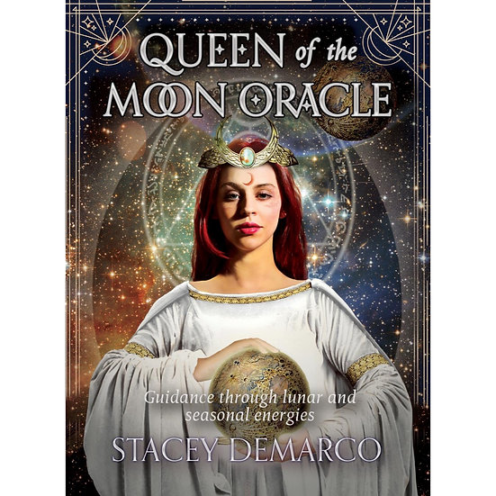 Queen of the Moon Oracle 神諭牌