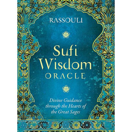 Sufi Wisdom Oracle 神諭牌