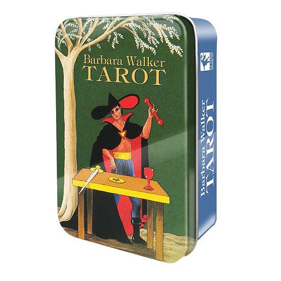 Barbara Walker Tarot in a Tin 鐵罐塔羅牌