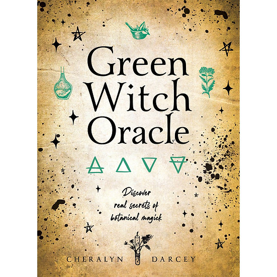 Green Witch Oracle 神諭牌