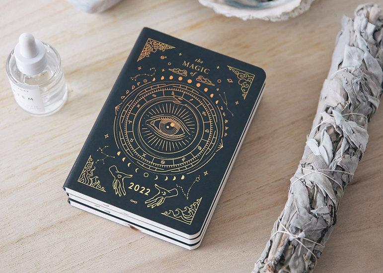 Magic of I. 2022 Astrological Pocket Planner 行事曆手帳 (10-11月發貨)