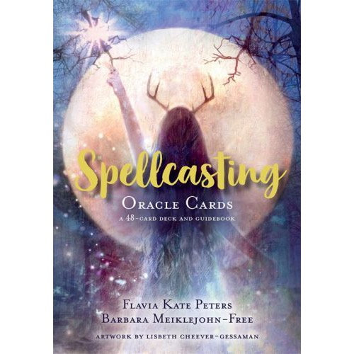 Spellcasting Oracle 神諭牌
