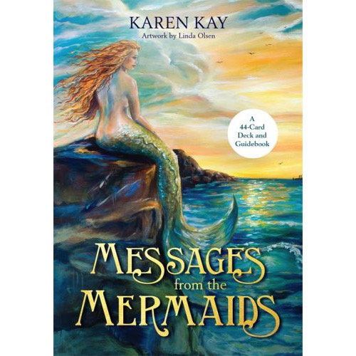 Messages From The Mermaids Oracle 神諭牌