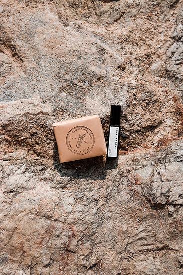 Sandalwood Soap + Perfume Set 檀香皂+香水套裝