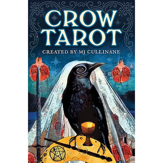 Crow Tarot 塔羅牌