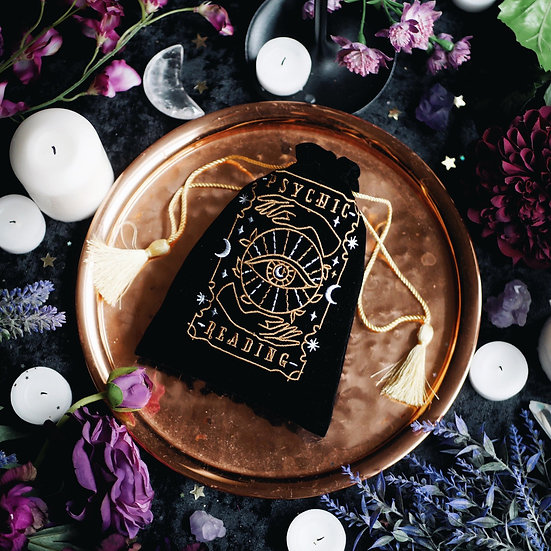 Psychic Reading Tarot Pouch 塔羅袋