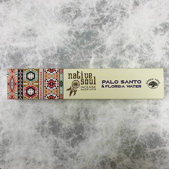 Palo Santo & Florida Water Incense 聖木 & 純露線香