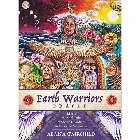 Earth Warriors Oracle 神諭牌