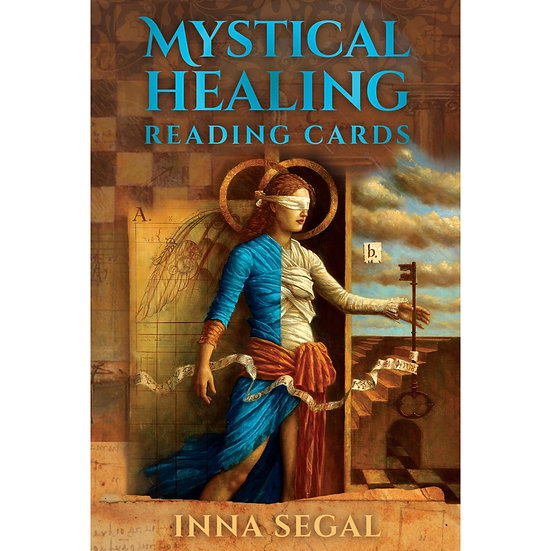 Mystical Healing Reading Cards 神諭牌