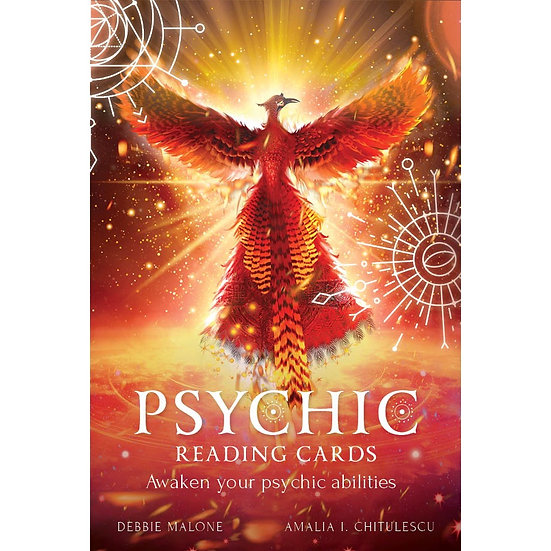 Psychic Reading Cards 神諭牌