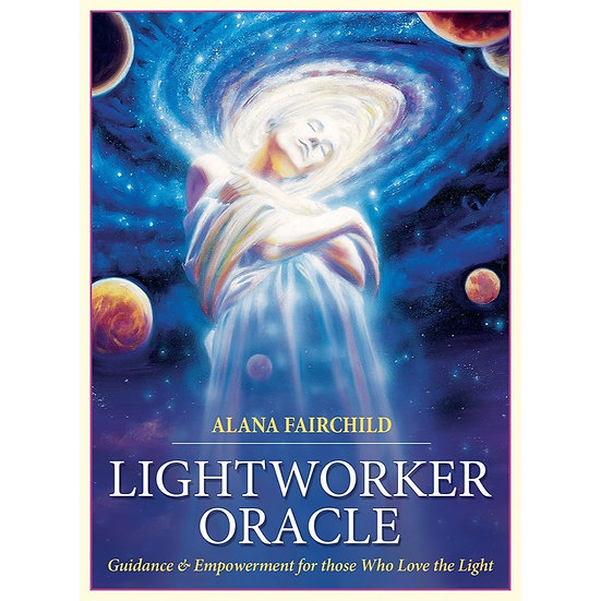 Lightworker Oracle 神諭牌