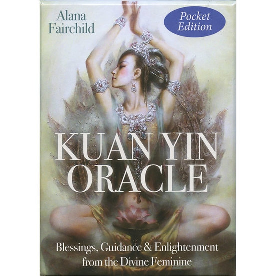 Pocket Kuan Yin Oracle 神諭牌