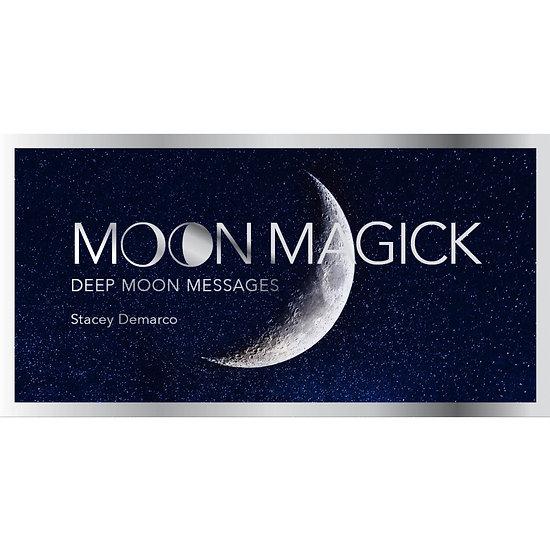 Moon Magick Mini Deck 迷你神諭牌