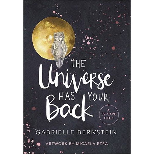The Universe Has Your Back Oracle 神諭牌