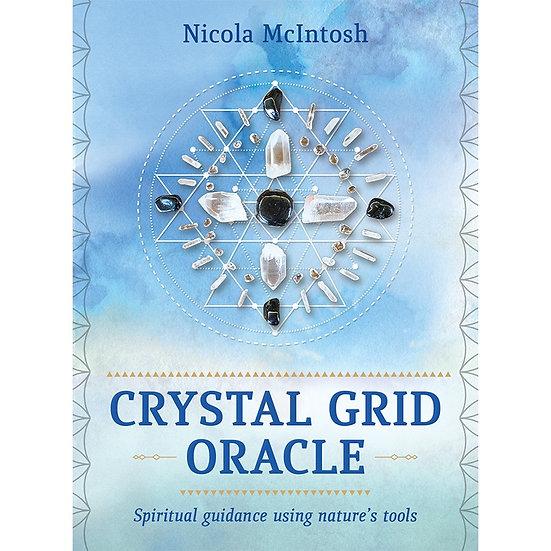 Crystal Grid Oracle 神諭牌