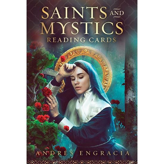 Saints and Mystics Reading Cards 神諭牌