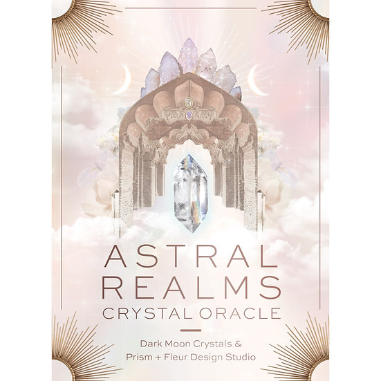 Astral Realms Crystal Oracle 神諭牌