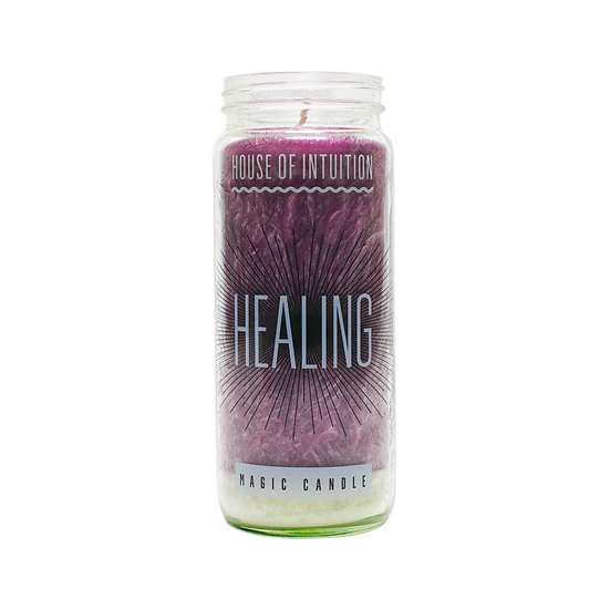 Healing Intention Candle 曉玲不Hea