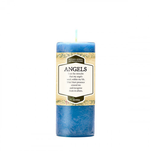 Angels Affirmation Candle 意念蠟燭