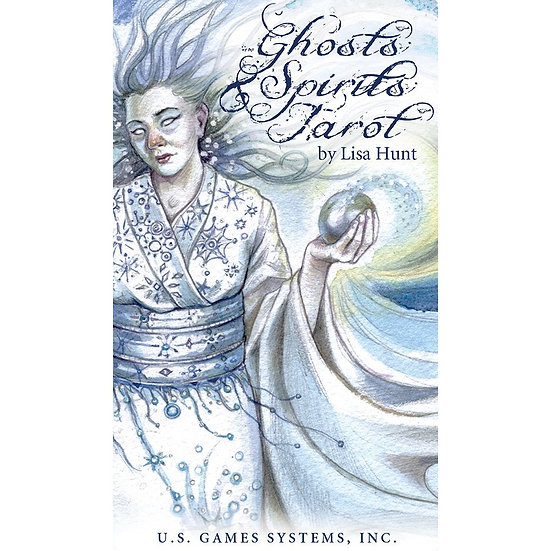 Ghosts & Spirits Tarot 塔羅牌