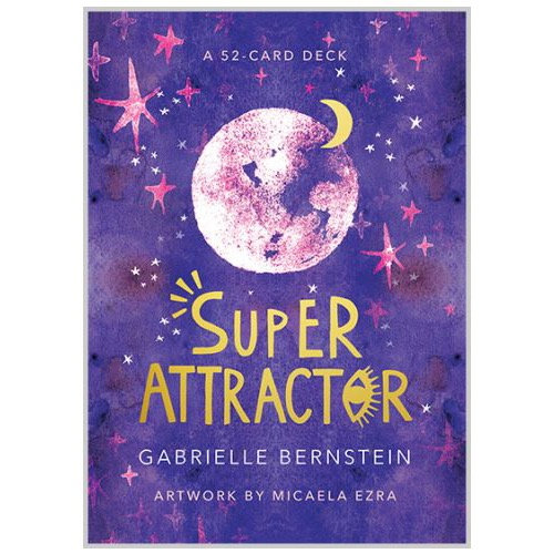 Super Attractor Oracle 神諭牌