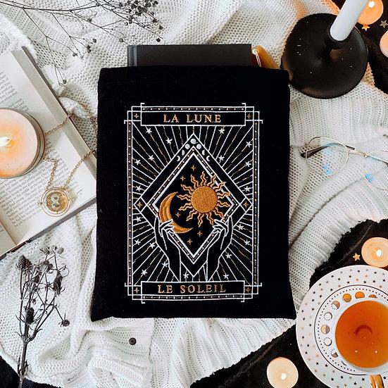 Sun & Moon Book Sleeve 書套