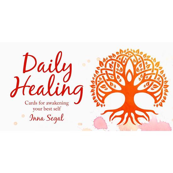 Daily Healing Mini Deck 迷你神諭牌
