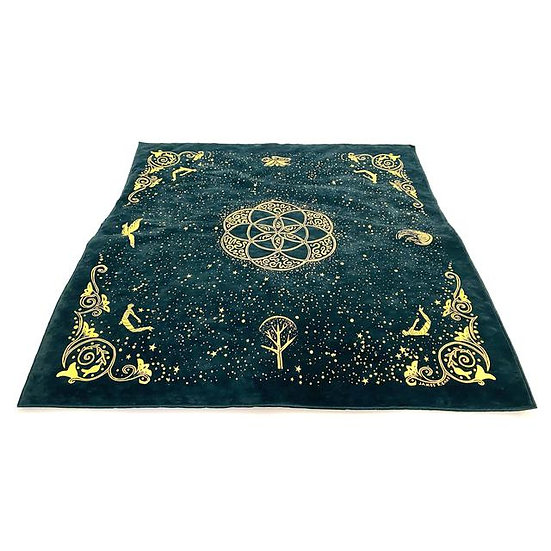 Prisma ✕ Cosma Visions Altar Cloth 雙面塔羅布
