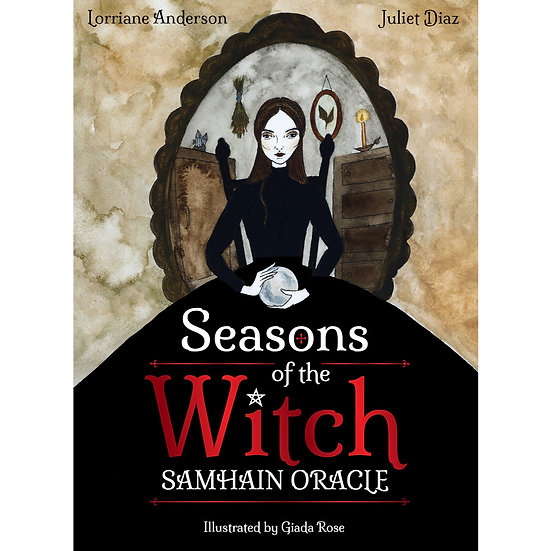 Seasons of the Witch: Samhain Oracle 神諭牌