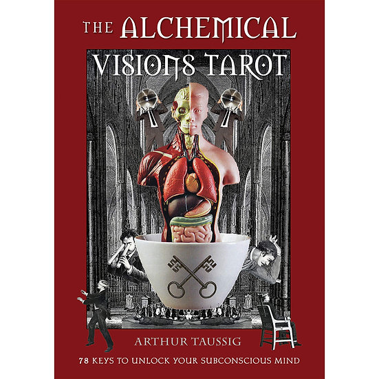 The Alchemical Visions Tarot 塔羅牌