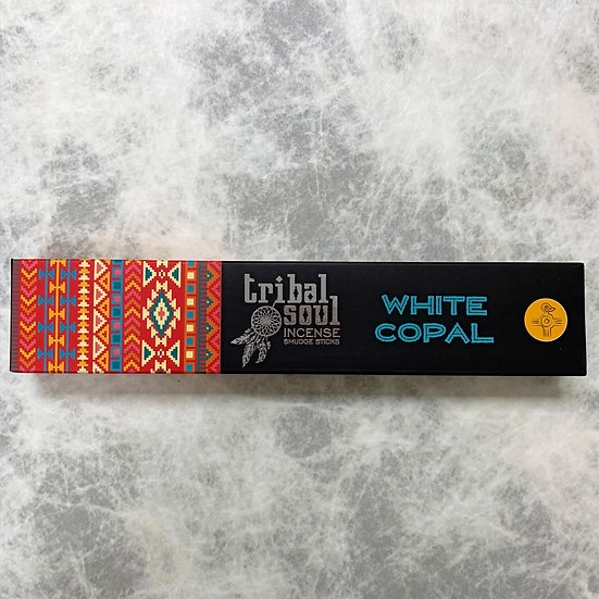 White Copal Incense 白柯巴脂線香