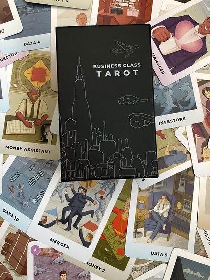 Business Class Tarot 塔羅牌 (1st Edition)
